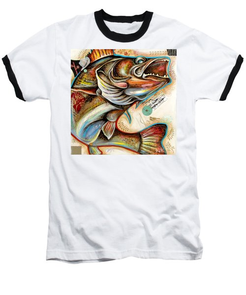 The Fish Baseball T-Shirt