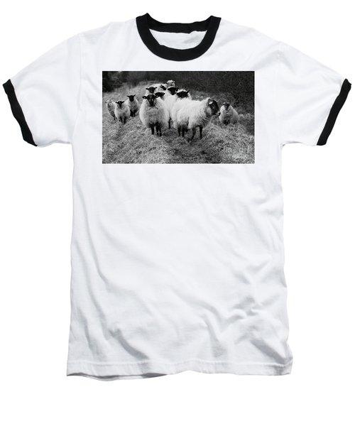 The Flock 1 Baseball T-Shirt