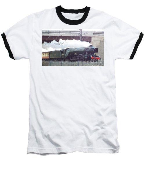 The Flying Scotsman Baseball T-Shirt