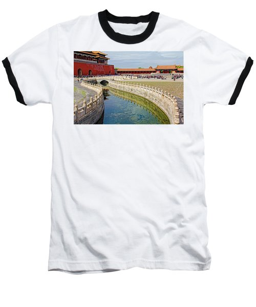 The Forbidden City Baseball T-Shirt