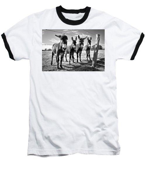 The Four Amigos Baseball T-Shirt