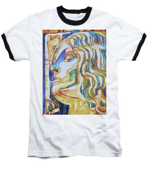 The Gaze - Inspired By Tullio Lombardo, 1460-1532 Baseball T-Shirt
