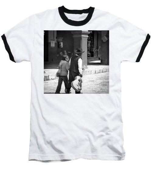 The Gig Is Over Baseball T-Shirt