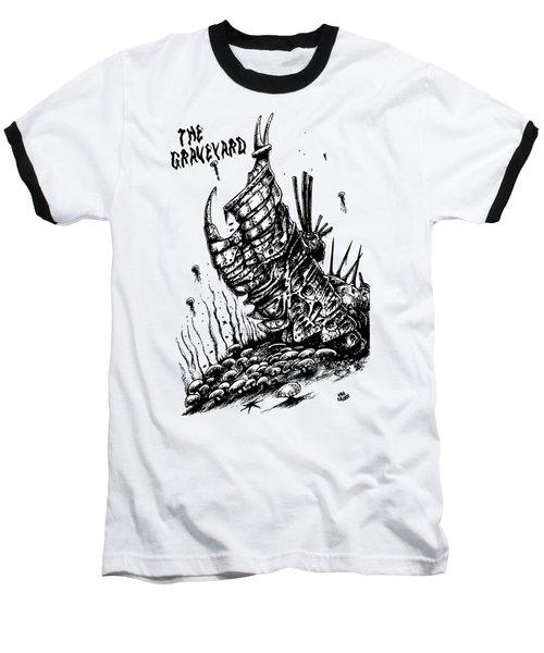 The Graveyard Baseball T-Shirt