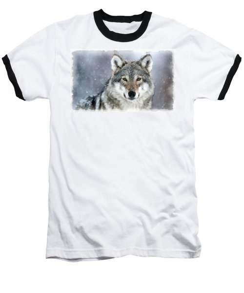The Grey Wolf Baseball T-Shirt