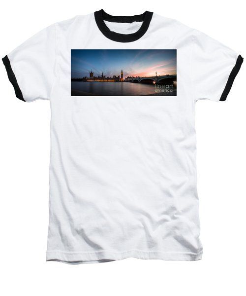 The Guardian Baseball T-Shirt by Giuseppe Torre