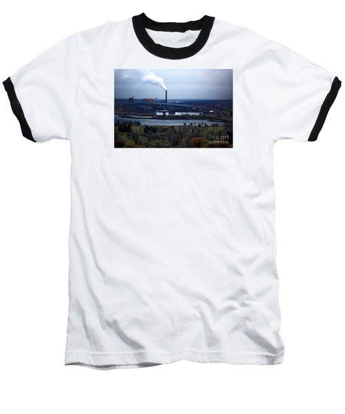 The Hoan Baseball T-Shirt by David Blank