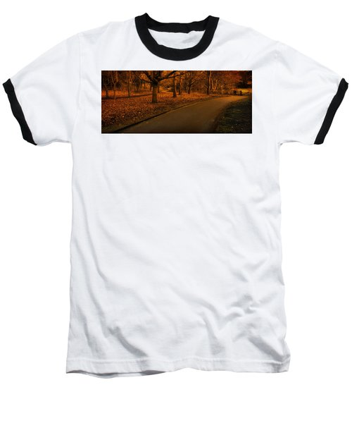 The Innocent Railway Path Baseball T-Shirt