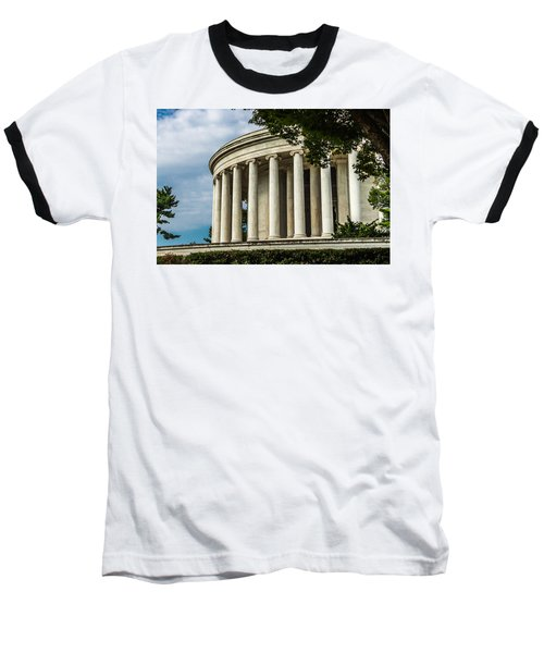 The Jefferson Memorial Baseball T-Shirt