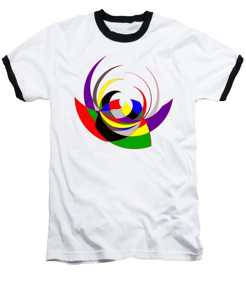The Jester Baseball T-Shirt by Methune Hively