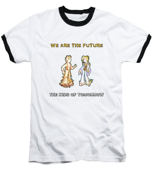 The Kids Of Tomorrow Corie And Albert Baseball T-Shirt