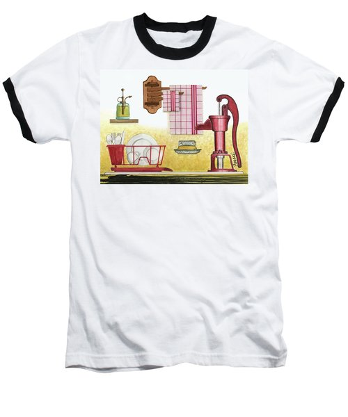 The Kitchen Sink Baseball T-Shirt