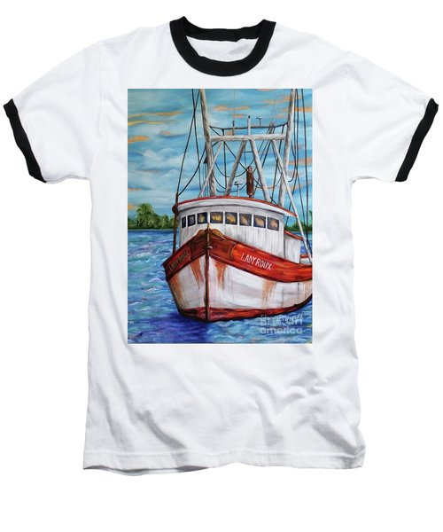 The Lady Roux Baseball T-Shirt