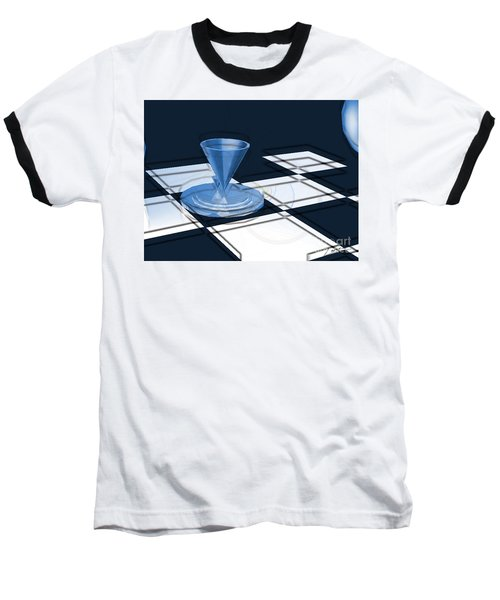 The Last Chess Pawn Baseball T-Shirt