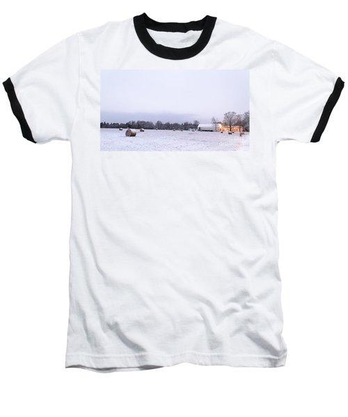 The Last Farm... Baseball T-Shirt