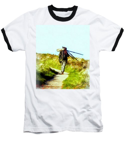 The Last Shot Baseball T-Shirt