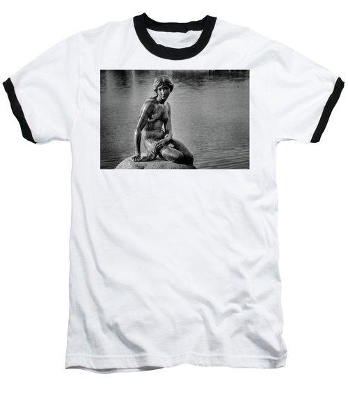 The Little Mermaid Baseball T-Shirt