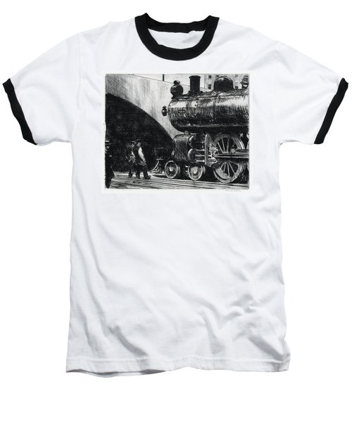 The Locomotive Baseball T-Shirt