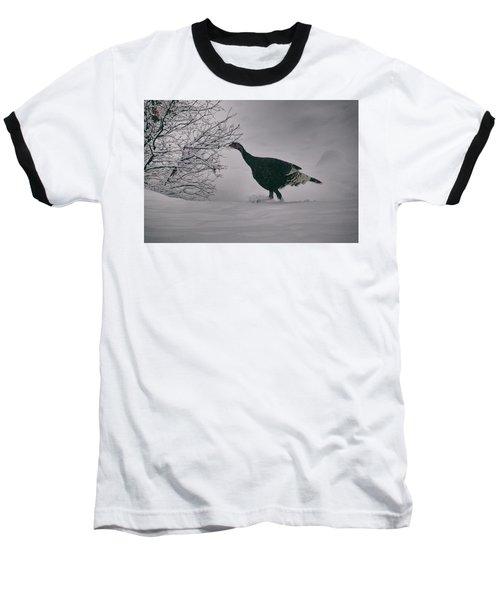 The Lone Turkey Baseball T-Shirt