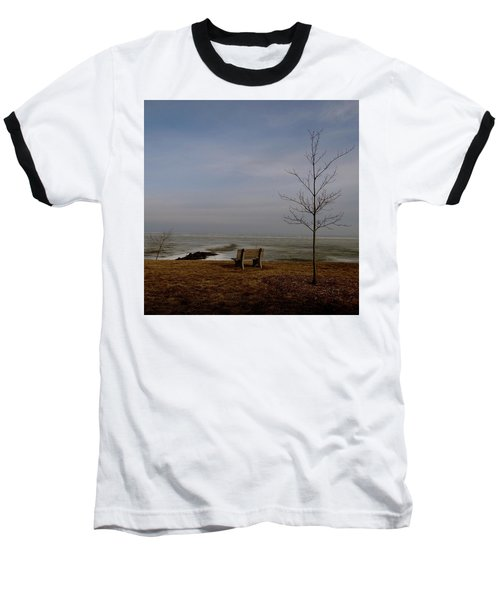 The Lonely Bench Baseball T-Shirt