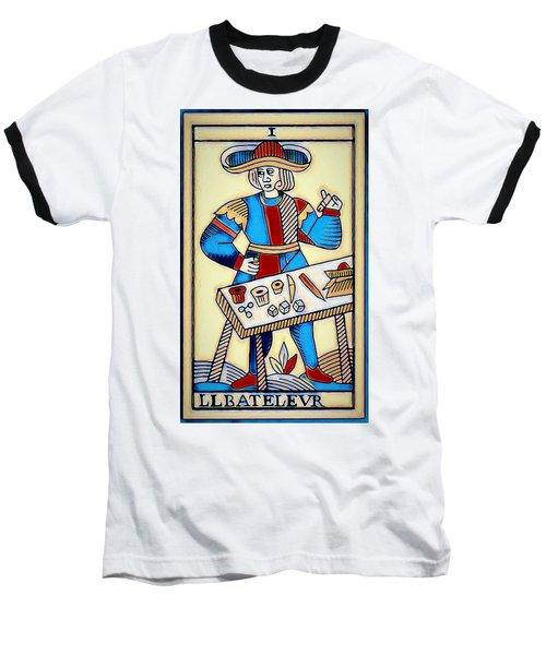 The Magician Baseball T-Shirt