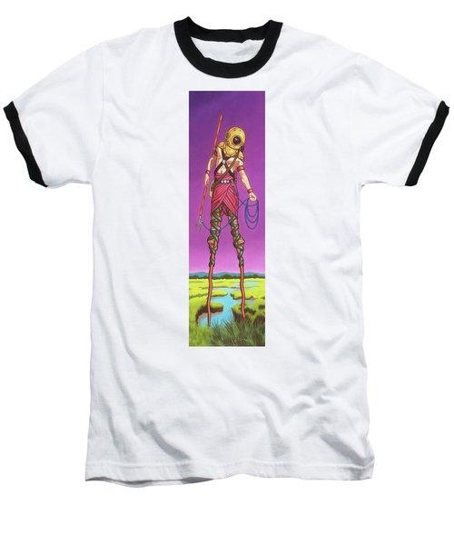The Marsh Runner Baseball T-Shirt