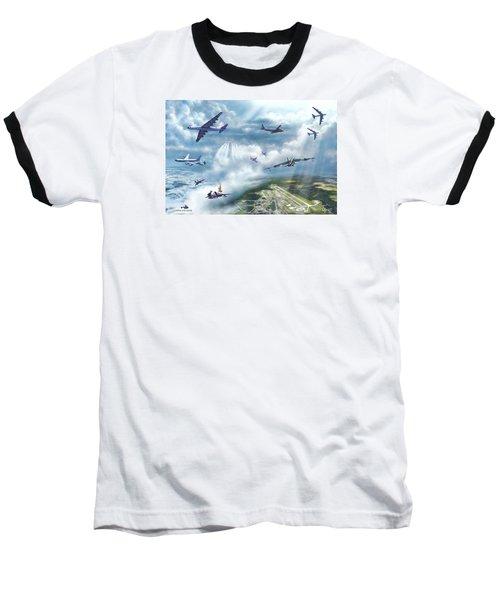 The Mighty Loring A F B Baseball T-Shirt
