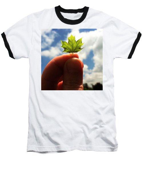 The Mighty Maple Baseball T-Shirt
