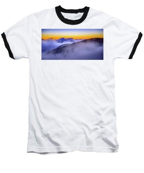 The Mists Of Cloudfall Baseball T-Shirt