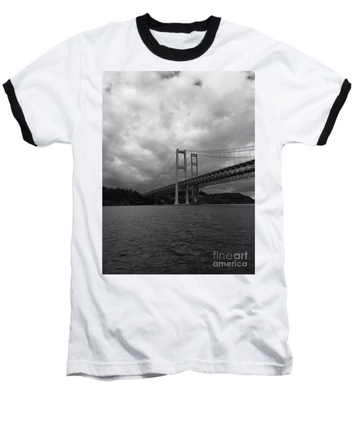 The Narrows Bridge Baseball T-Shirt