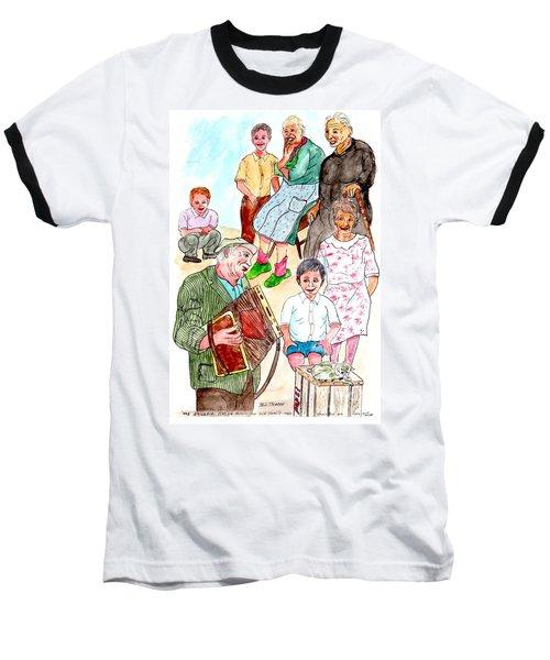 The Neighborhood Music Man Baseball T-Shirt