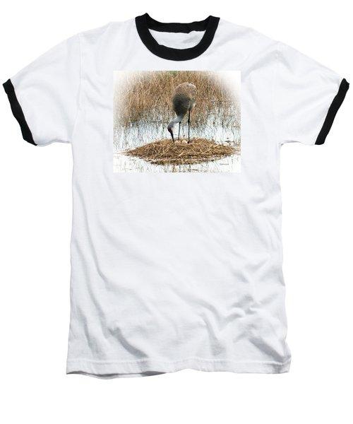 The Nest Baseball T-Shirt