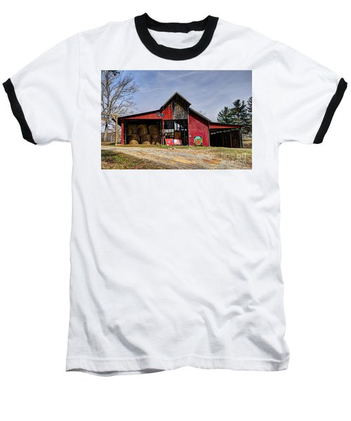 The New Barn Baseball T-Shirt