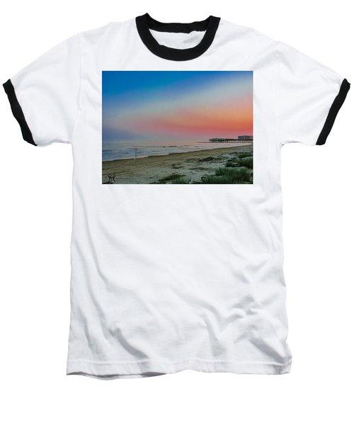 Baseball T-Shirt featuring the photograph The Night Before Rita by Karen Musick
