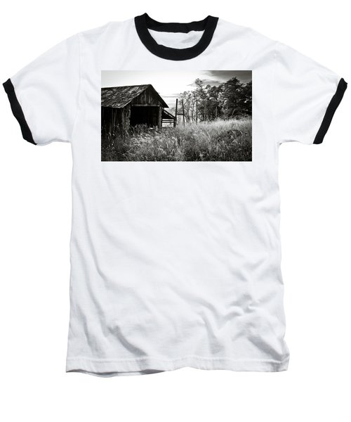The Old Shed Baseball T-Shirt