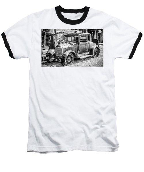 The Old Model Baseball T-Shirt by Marius Sipa