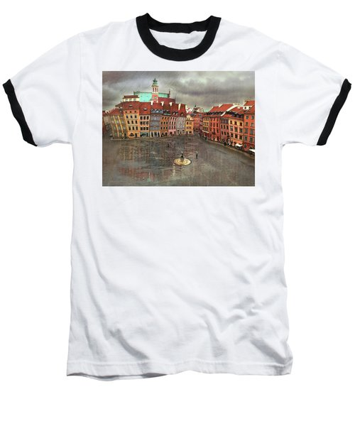 The Old Town # 24 Baseball T-Shirt