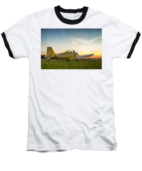 Baseball T-Shirt featuring the photograph The Original by Steven Richardson