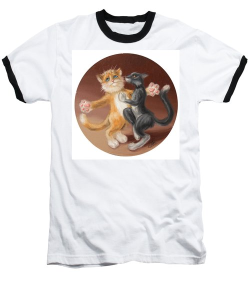 The Painting About Love  Baseball T-Shirt
