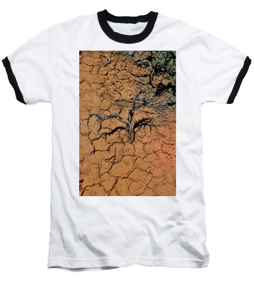 The Parched Earth Baseball T-Shirt