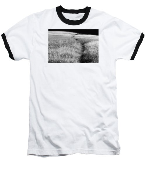 The Path Baseball T-Shirt by Mark Alan Perry