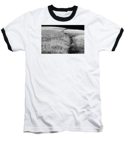 The Path Baseball T-Shirt