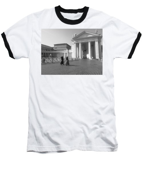 The Path To Temple Baseball T-Shirt