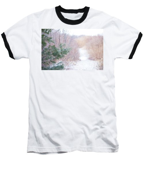 The Path Untraveled  Baseball T-Shirt