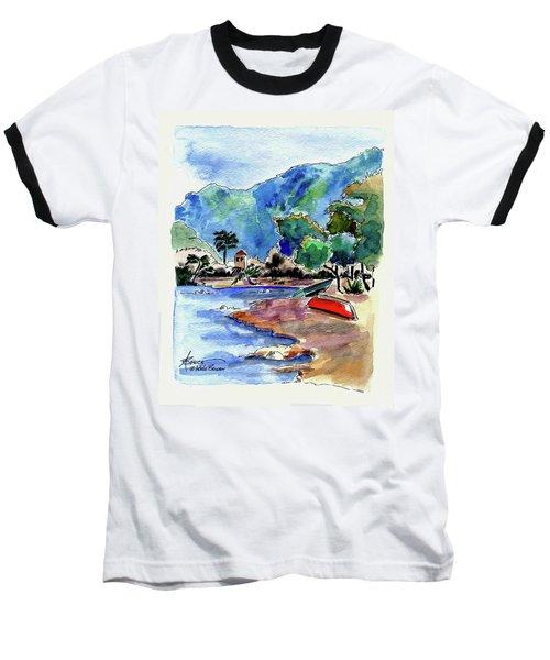 The Peloponnese Baseball T-Shirt