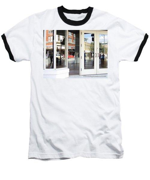 The Photographer And His Doppelganger Baseball T-Shirt