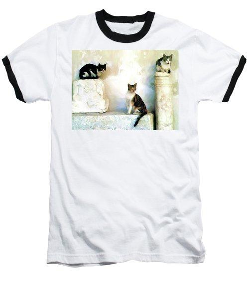 The Pose - Rdw250812 Baseball T-Shirt