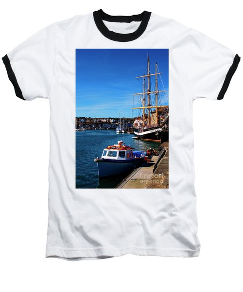 The Quayside  Baseball T-Shirt