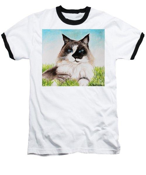 The Ragdoll Baseball T-Shirt