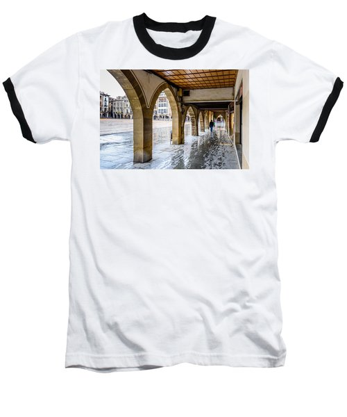 The Rain In Spain Baseball T-Shirt